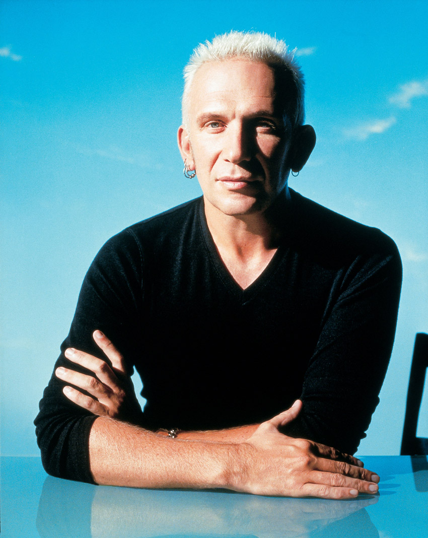 the style examiner jean paul gaultier announces new. Black Bedroom Furniture Sets. Home Design Ideas