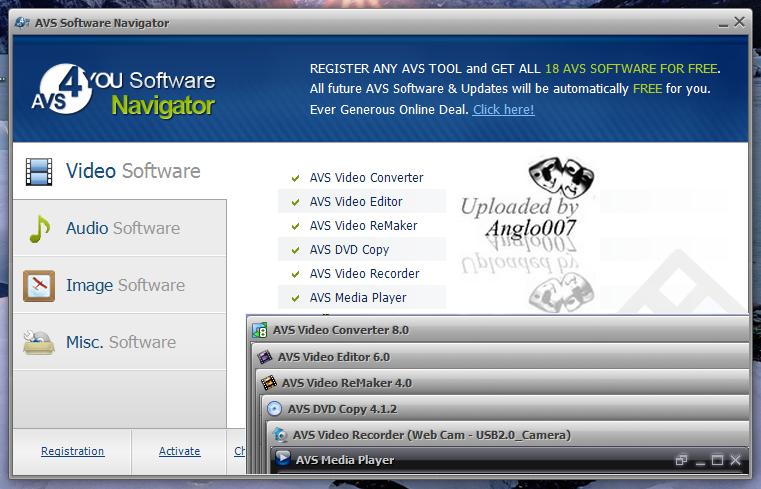 avs video editor 7 torrent