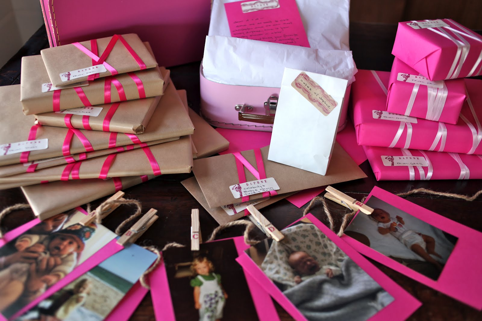 apr s f te baby shower in a box