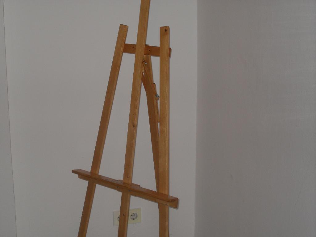 Madera con arte caballete - Caballetes de madera ...