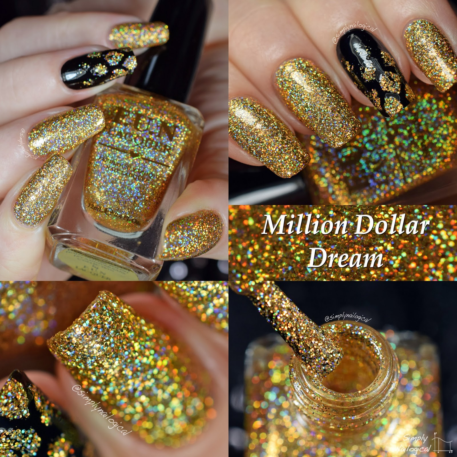 FUN Lacquer - Million Dollar Dream