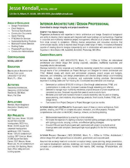 Architecture Resume3