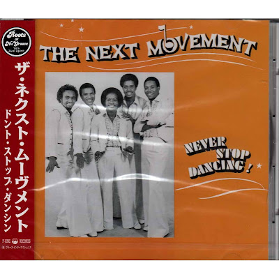 The Next Movement - Never Stop Dancing! (1980) japan CD 11 tracks