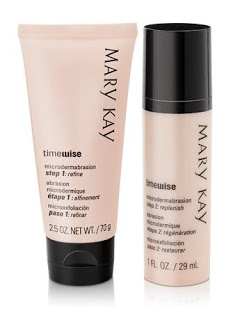 Mary Kay, Mary Kay Microdermabrasion, Microdermabrasion
