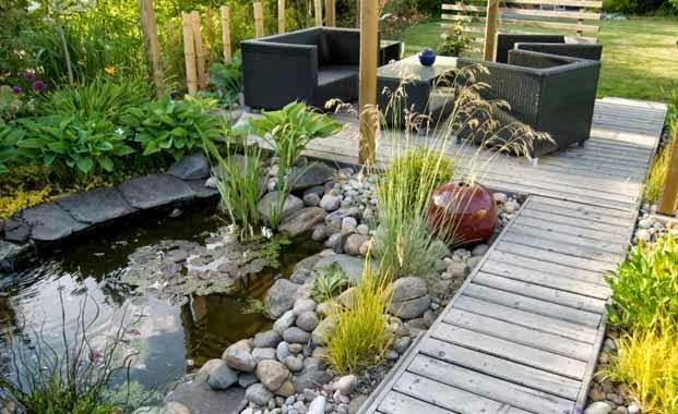 Foto Desain Taman Rumah Minimalis Sederhana