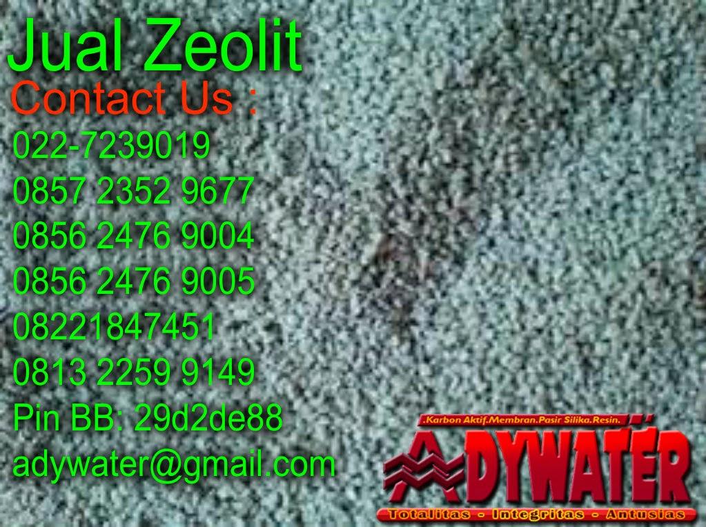 Jual Zeolit Untuk Filter Air | 085624769004