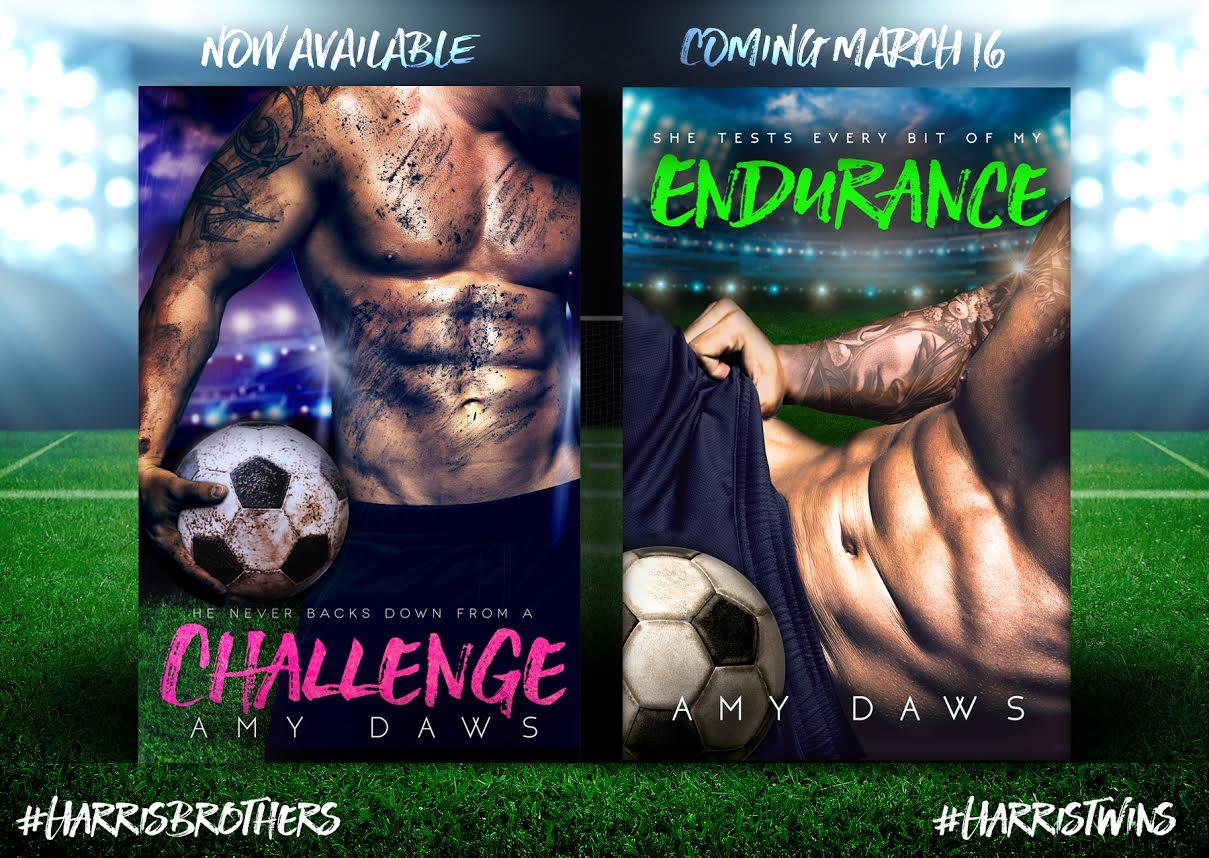 Endurance Cover Reveal