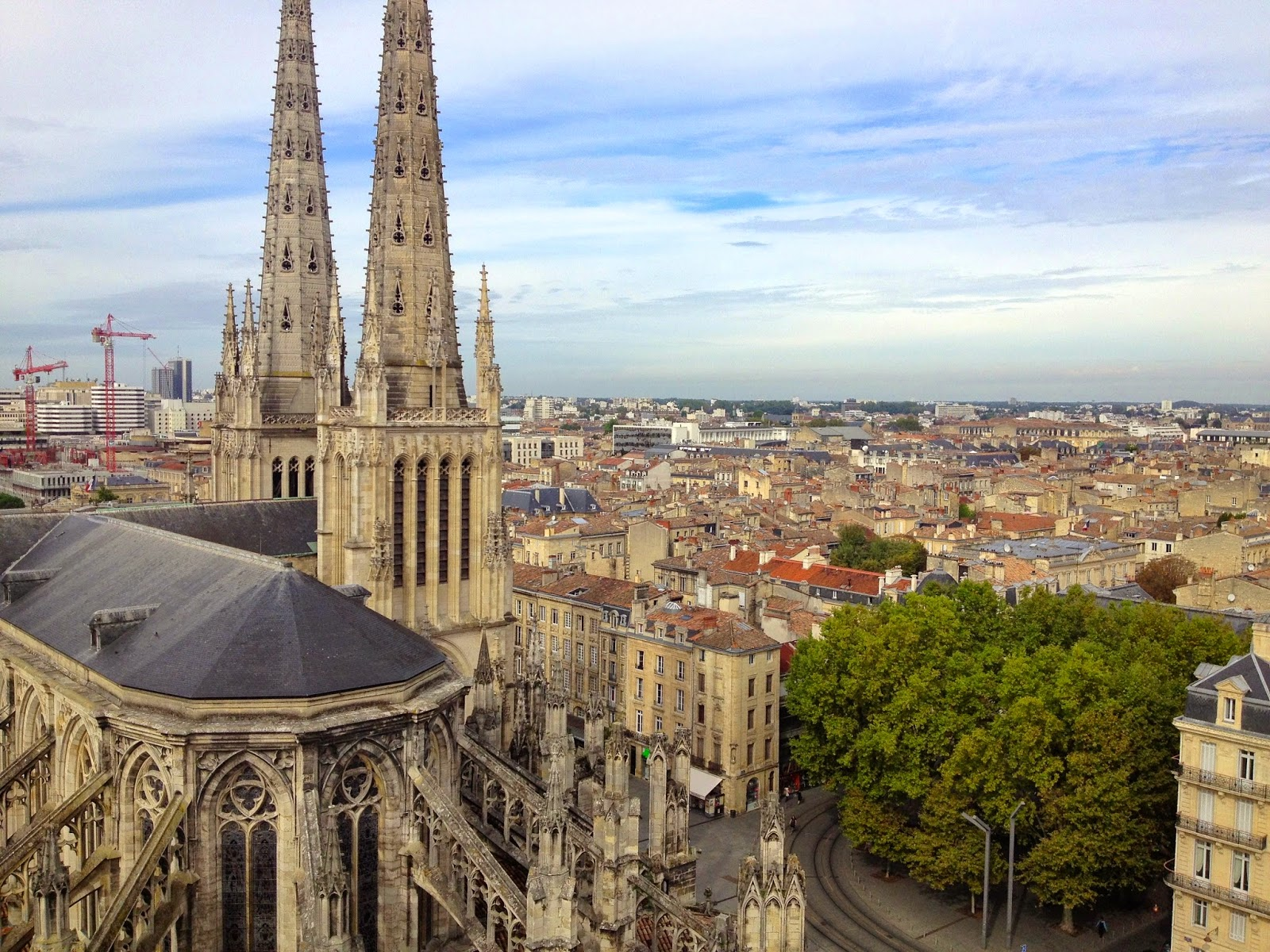 Am ricaine girl top 15 places to see in bordeaux france for Bordeaux france