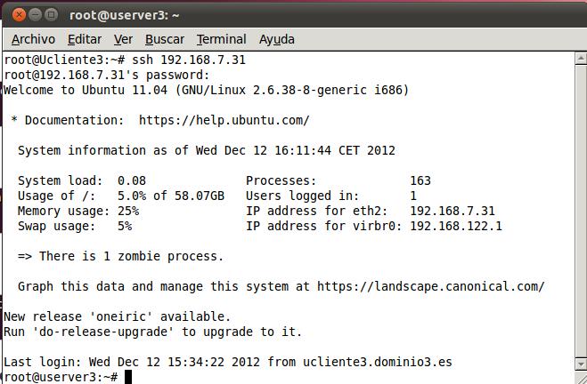 Blog de sor conexi n remota en linux - Puerto de conexion remota ...