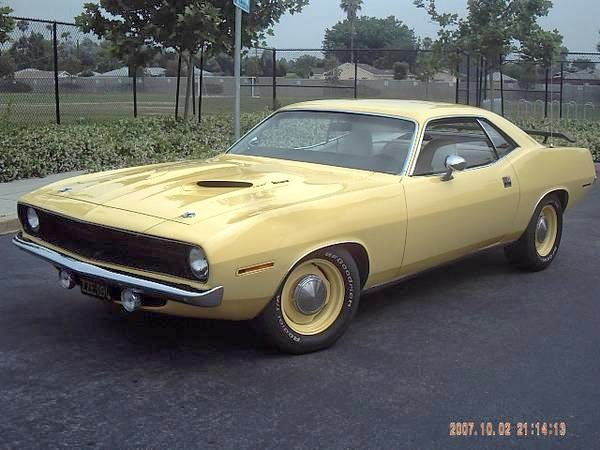 1970 Plymouth Cuda for Sale - Buy American Muscle Car