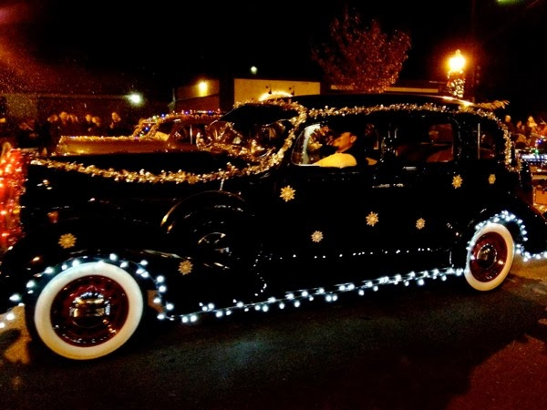 NowThisLife.com - Elk Grove Parade Car
