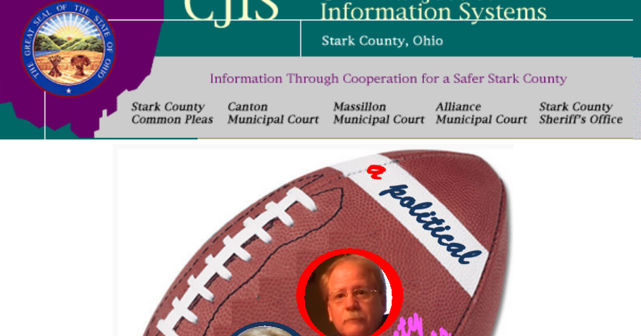 "JUSTICE INFORMATION SYSTEM) ""A POLITICAL FOOTBALL"" IN THE STARK COU..."