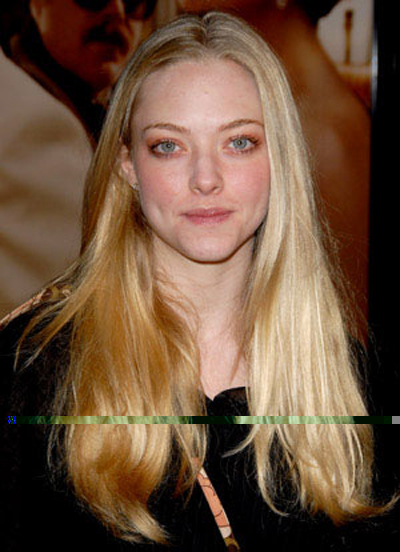 Amanda Seyfried Blonde Hairstyles