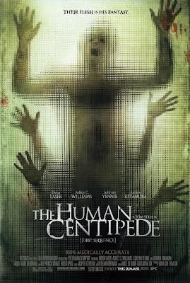 A centopeia humana