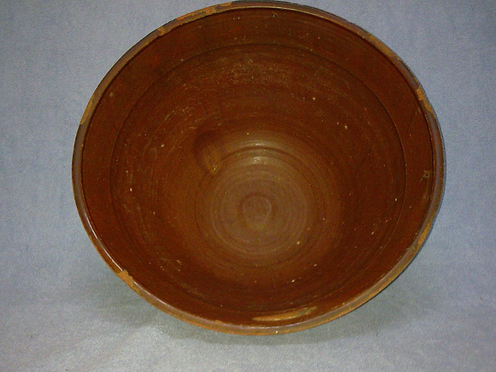Antiguedades cazuela de barro antigua - Cazuelas de cobre ...