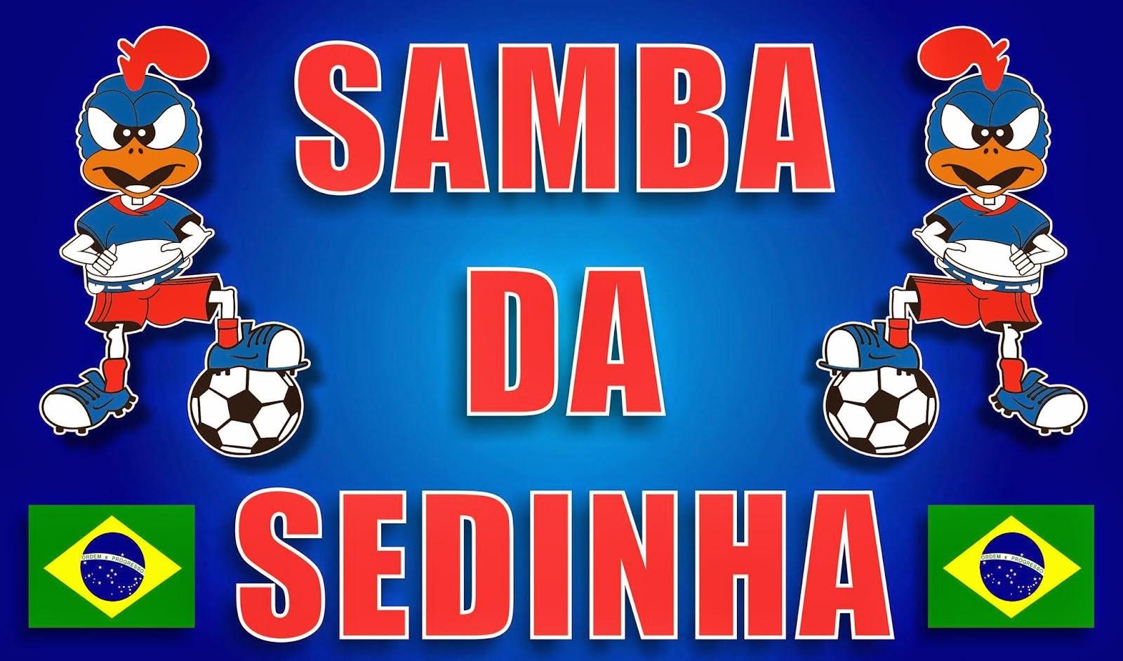 SAMBA DA SEDINHA