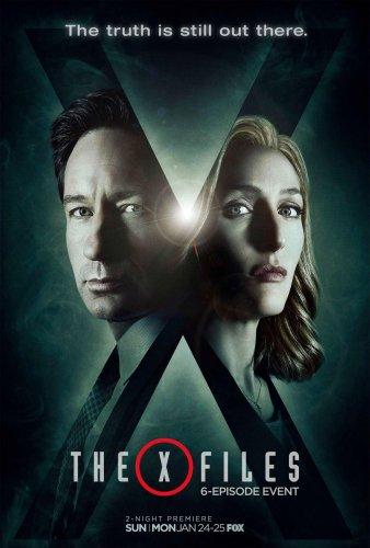 The X-Files Temporada 10 (HDTV 720p Ingles Subtitulada) (2016)