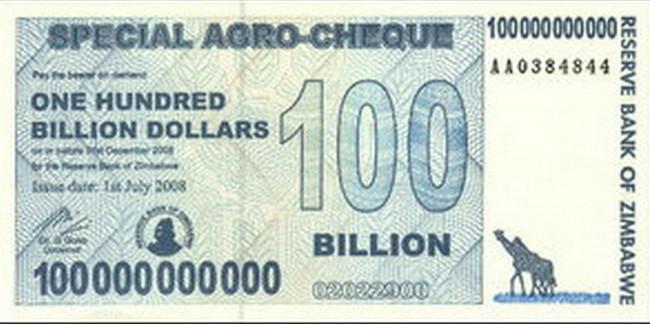 10 Negara dengan Nominal Mata uang Tertinggi di Dunia ...
