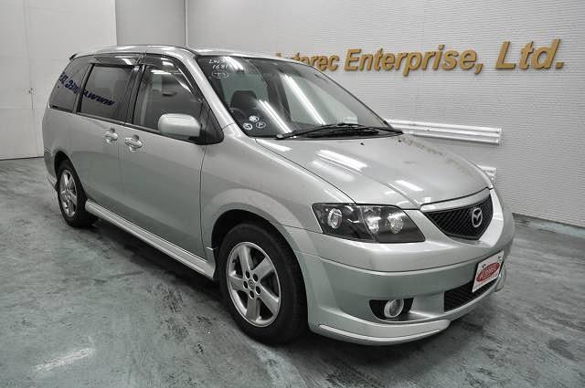 2003 mazda minivan