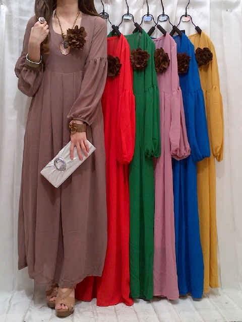 Grosir Baju Korea Muslim Online Surabaya