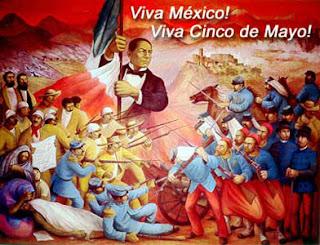 Cinco de Mayo, cinco de mayo history