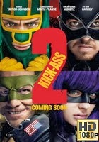 Kick-Ass 2 (2013) BRrip 1080p Latino-Ingles