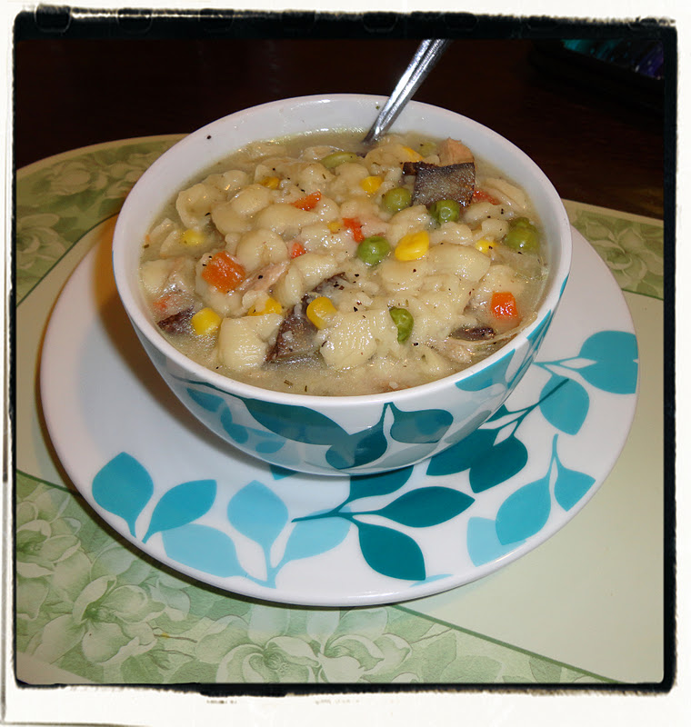 Crock pot soups for 2 tunay na mahal for Homemade chicken noodle soup crock pot