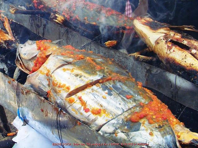 Makanan & Wisata Menikmati Empuknya Daging Ikan Bakar Waduk Kedung Ombo