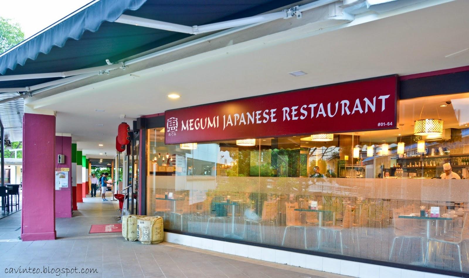 Megumi Japanese Restaurant Sunset