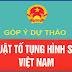 Các Nhóm Cã Hội Dân Sự Độc Lập Việt Nam: Kiến Nghị Về Một Số Điều Trong Dự Thảo Bộ luật Hình Sự