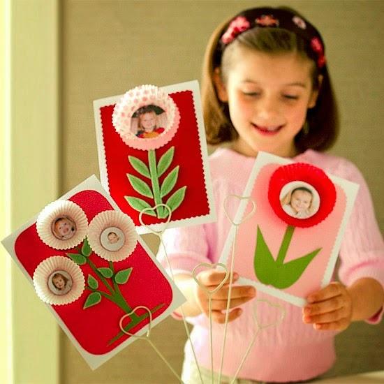 Подарок своими руками на день матери от ребенка