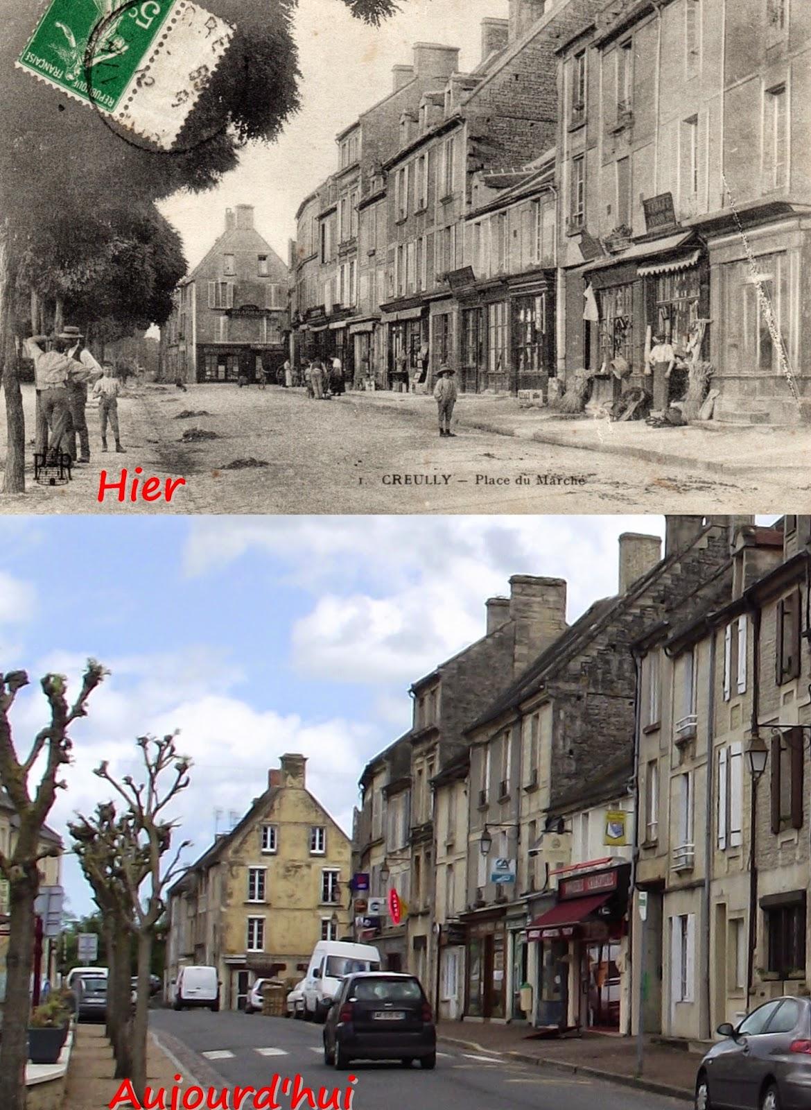Creully En Normandie Creully Le Temps Passe Sur La