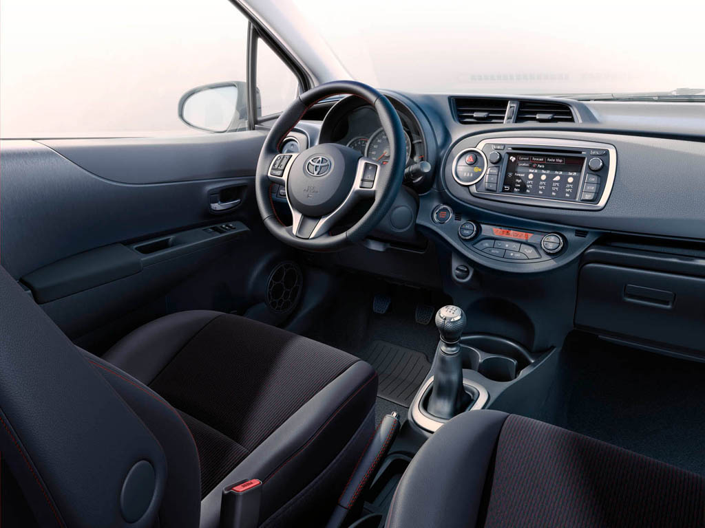 All-new EUDM Toyota Yaris reveiled