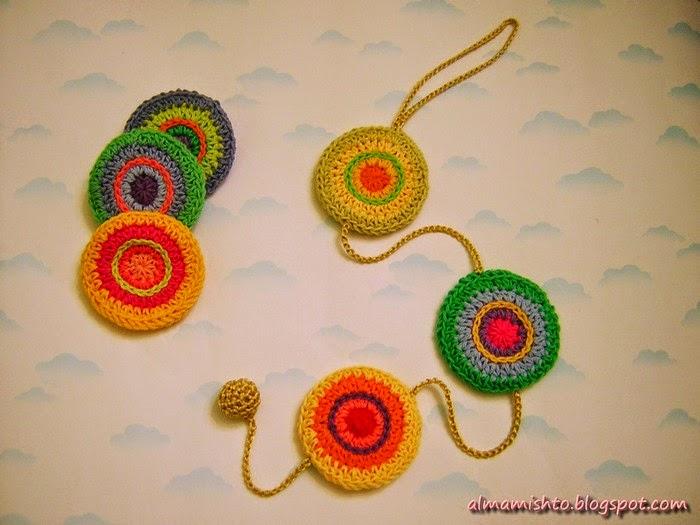 Alma Mishto de Cora King: Mini Mandala