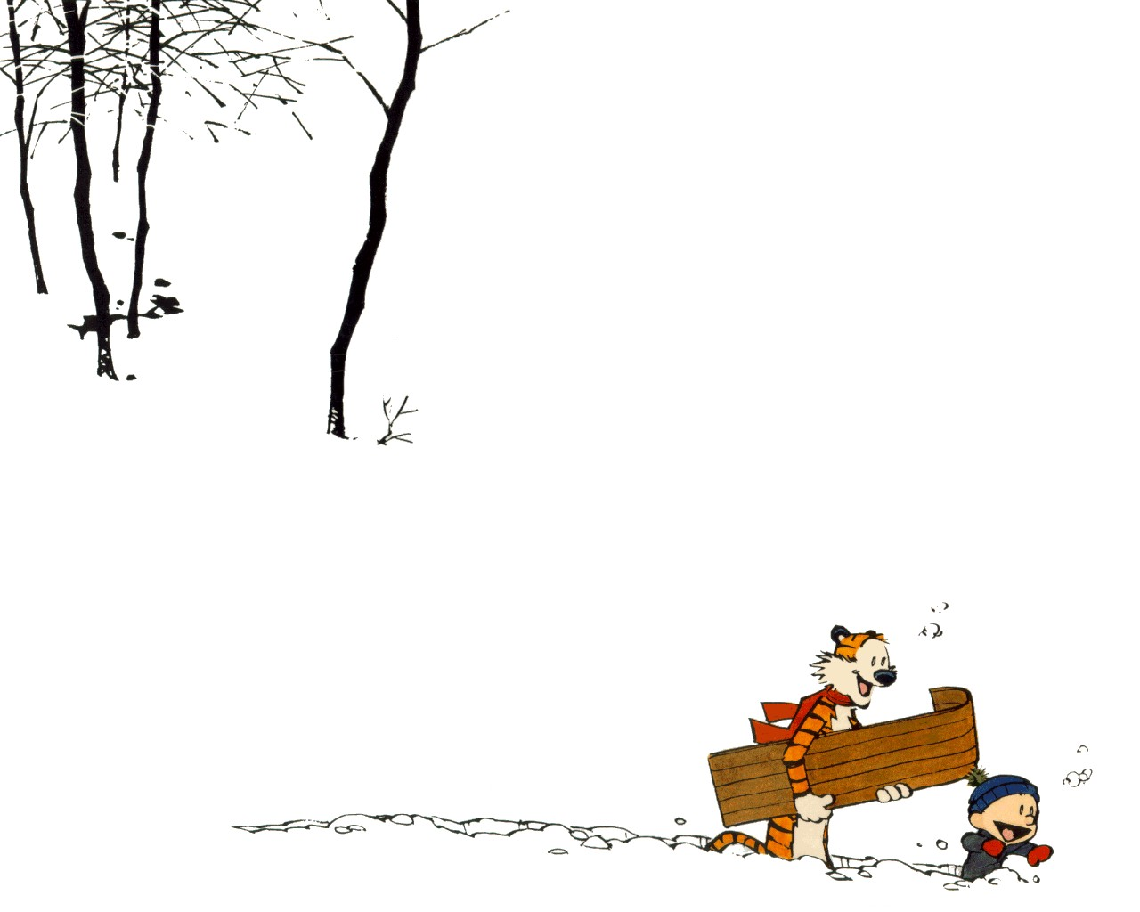 ... Calvin and Hobbes HD Cartoon Wallpapers,High Resolution Backgrounds