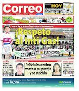 diario correo ayacucho. Publicado por Renato en 13:51