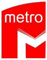 Logotipo (alternativo) do Metro de Lisboa