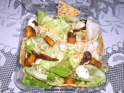 Saladas Delivery: Salada Freddo