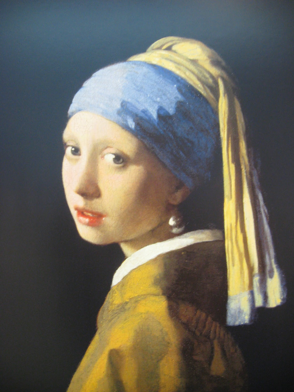 A Tuesday Night Memo: Girl with a Pearl Earring: Who's ...