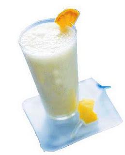 batido de guanábana con miel y polen para fortalecer las articulaciones y retrasar envejecimiento