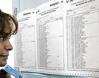 Ciencias sociales el censo electoral for Oficina del censo electoral madrid