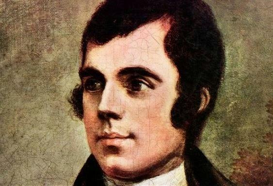 Robert Burns Antique Smith