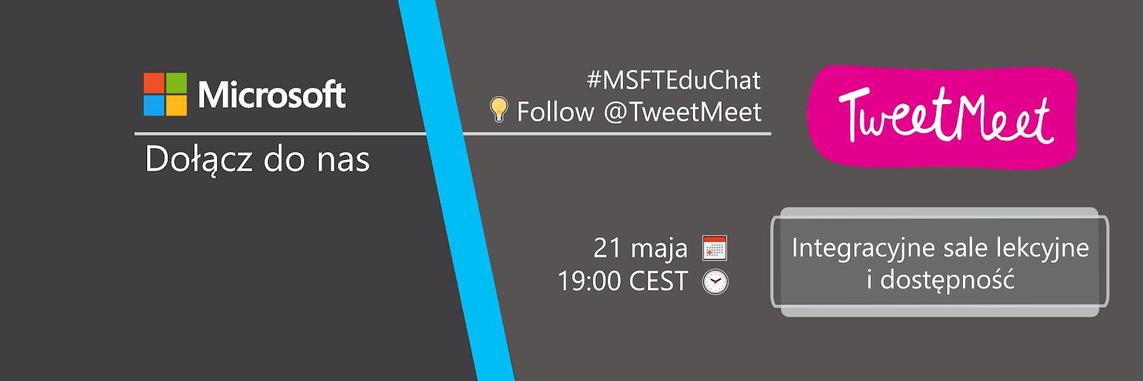 #MSFTEduChat