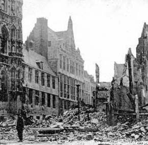 ☮ Belgium to commemorate centennial of WWI siege of Leuwen with music by Mozart and Swerts