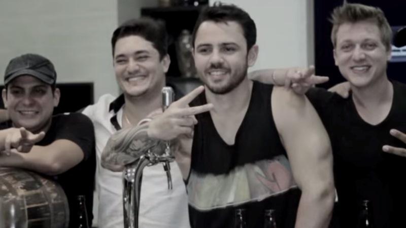 George Henrique e Rodrigo - Conto Até Dez  Part. Jorge e Mateus