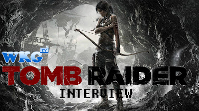 We Know Gamers TV - Tomb Raider Interview - We Know Gamers