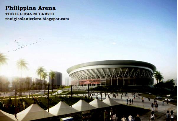 The Iglesia Ni Cristo The Philippine Arena