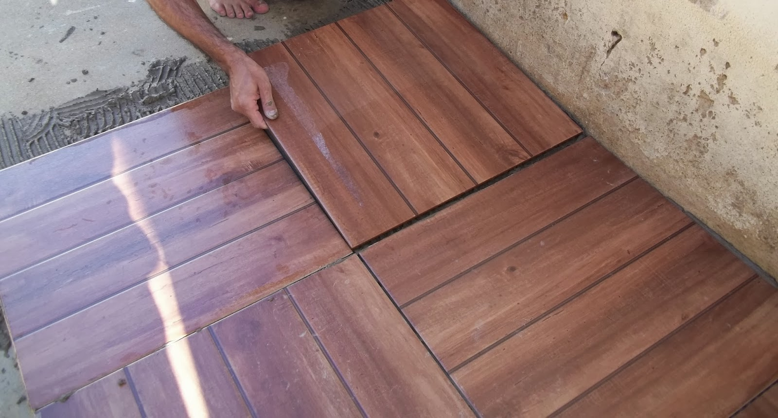 Dica virtual online colocar cer mica no piso passo a passo for Ver ceramicas para pisos