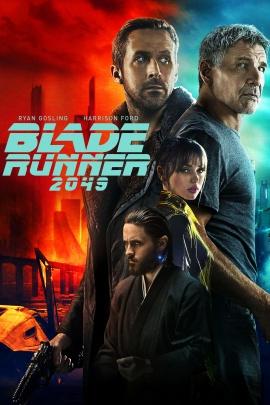 Afiche de Blade Runner 2049