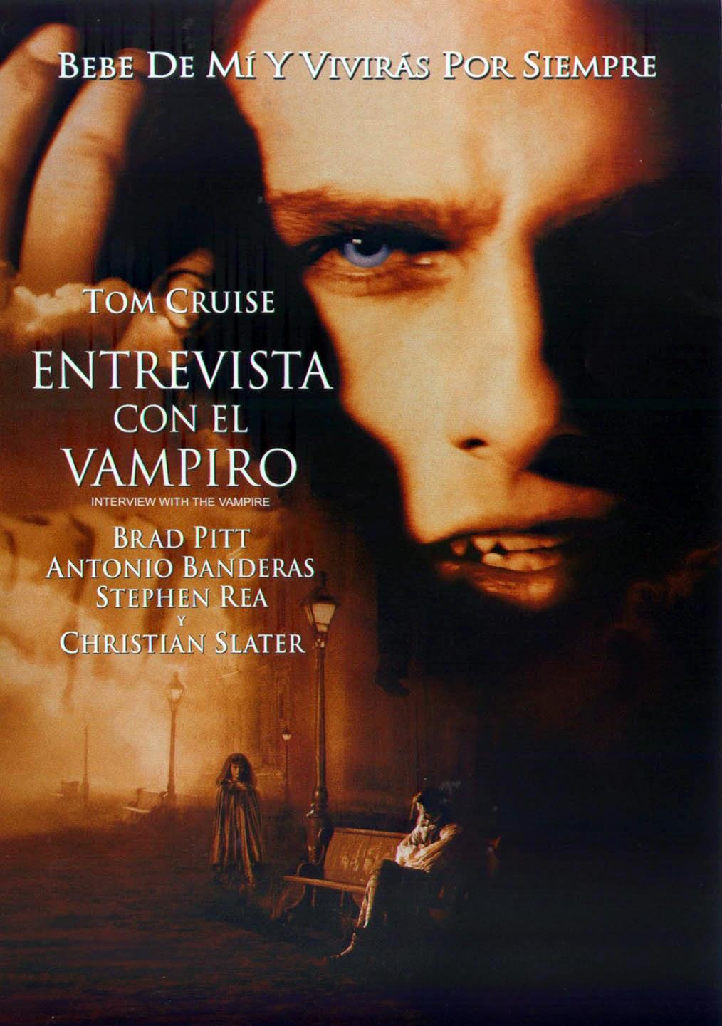 Entrevista con el Vampiro [1994] DVDRip Latino